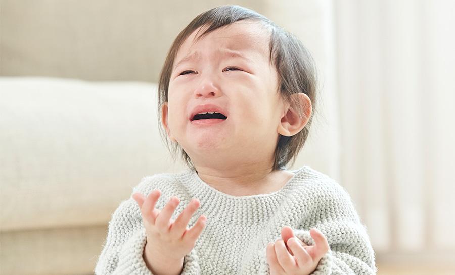 孩子失控哭鬧,這樣教最有效