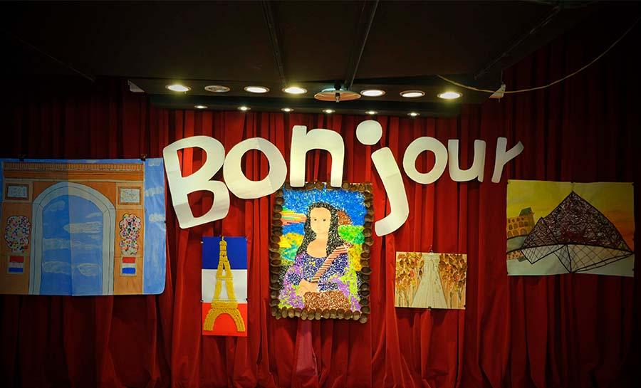 菁英雙語課程-法國文化週