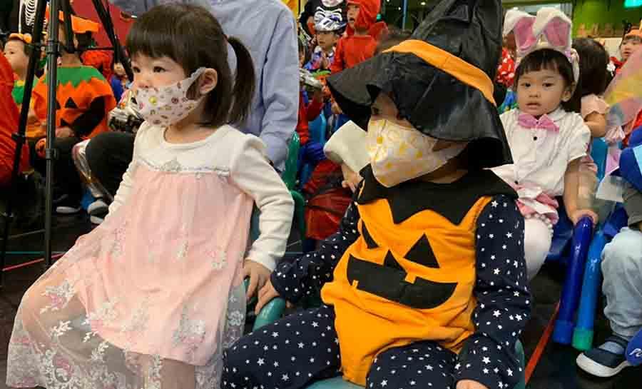 受保護的內容: 小象班-Halloween